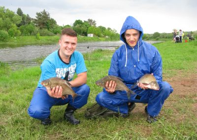 Žvejyba Kaune